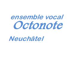 Ensemble vocal Octonote Neuchâtel