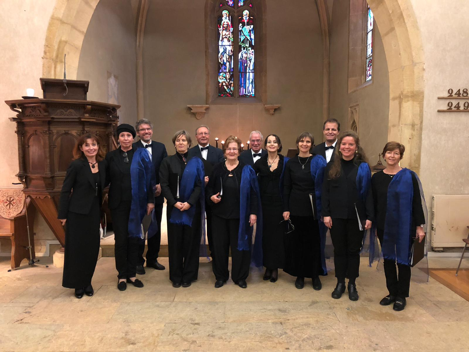 Société de chant L'Avenir de Saint-Blaise
